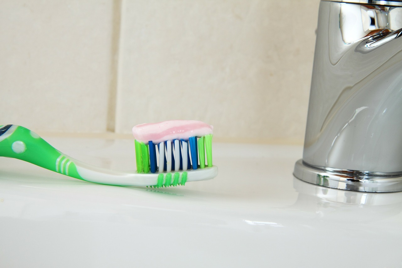 ไม่อยากให้ยาสีฟัน